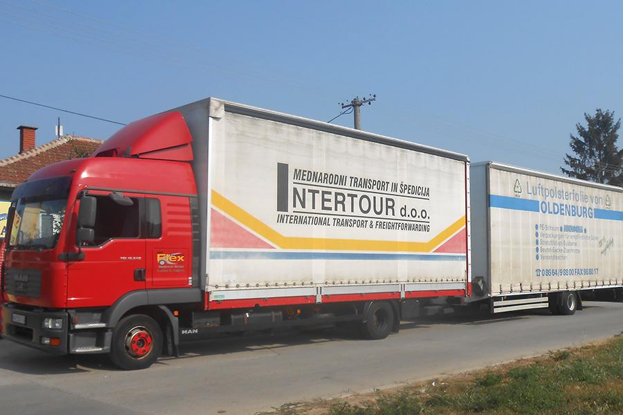 Gallery - Vin Internacional - International truck transportation